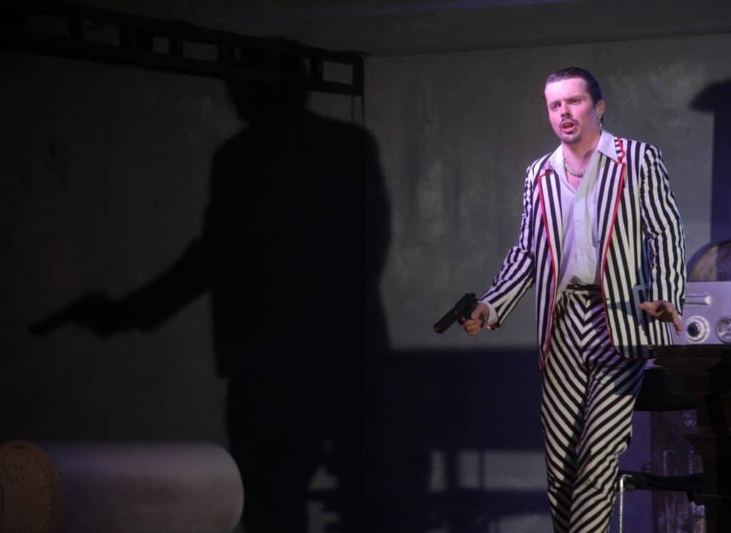 Jiří Brückler - Il Conte Almaviva, Le Nozze di Figaro, Národní divadlo v Brně